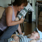 「キャサリン・ウルフ」脳幹卒中後遺症との闘い1-シェパードメソッドピラティス
