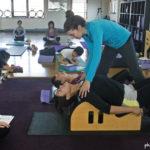 体の固い生徒さん向け『柔軟性アップエクササイズ』と効果的な指導法を知ってますか?